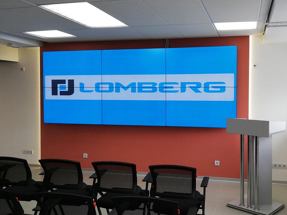 ЛОМБЕРГ создал мультимедийную среду для центра «Учитель будущего» в УрГПУ